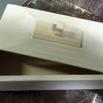 Erilaiset puulaatikot on aina suosittuja askartelukohteita